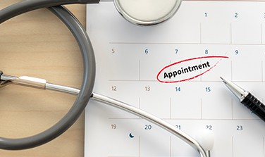 Effectively Recover Missed Appointments
