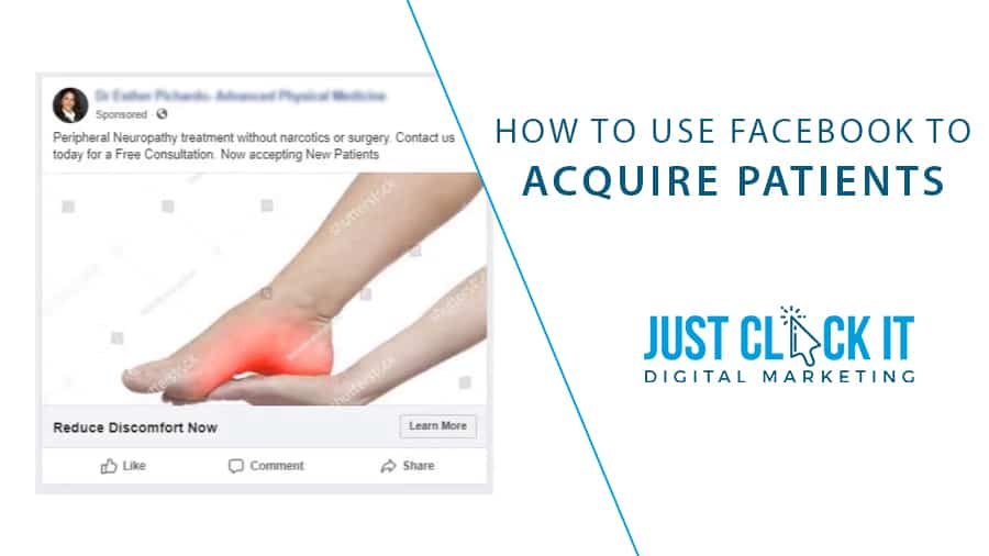 How to use Facebook to Acquire Patients Webinar
